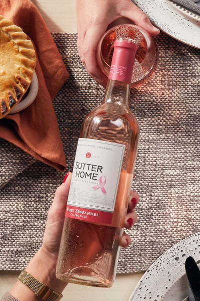 Sutter Home Breast Cancer