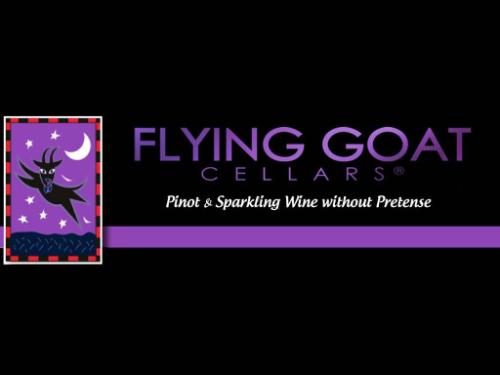 Flying Goat Cellars logo