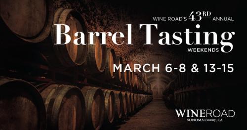 Barrel Tasting Weekends