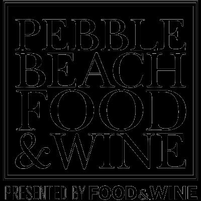 Pebble Beach Food and Wine logo