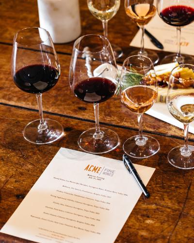 ACME Fine Wines Virtual Tastings