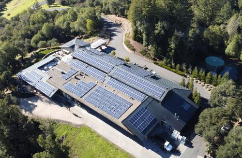 Gary Farrell Goes Solar