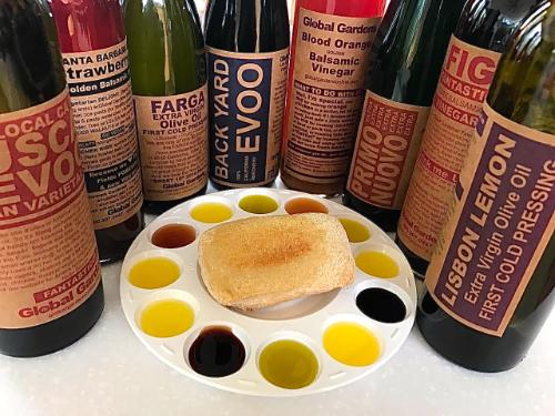 Santa Ynez Olive Oil