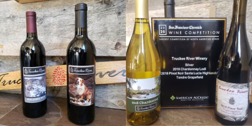 Truckee River Award Winning Wines