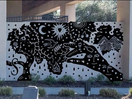 Seghesio Mural
