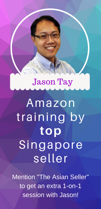 Jason Tay - Amazon Training Singapore