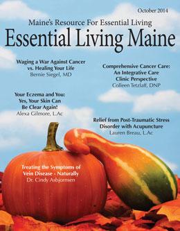EssentialLivingMaine_October_Digital_2014_Cover_Yudu