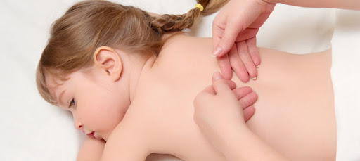 Massage and Energy Healing For Children