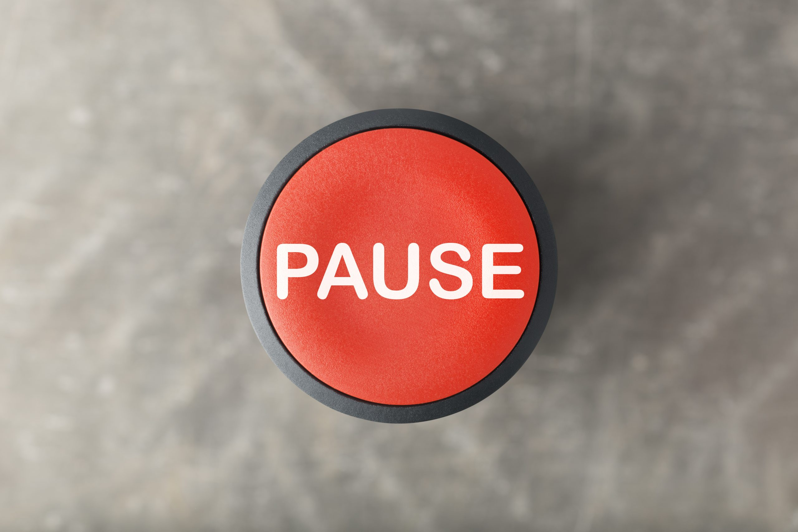 The Pregnant Pause