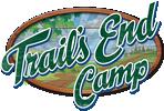 Trails End Camp logo