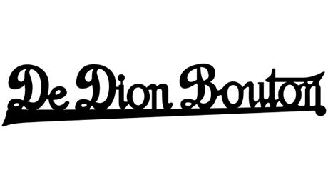 De Dion Bouton Logo Vintage
