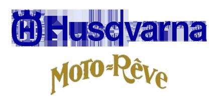 husqvarna moto-reve logo
