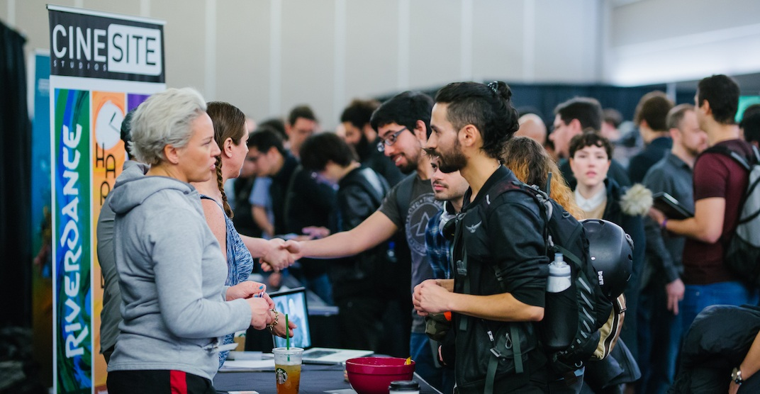 Over 400 animation and VFX jobs open at Netflix-backed Vancouver job fair