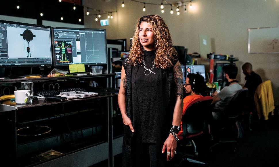 Toon Town: Vancouver's animation and visual effects industry cracks the billion-dollar mark