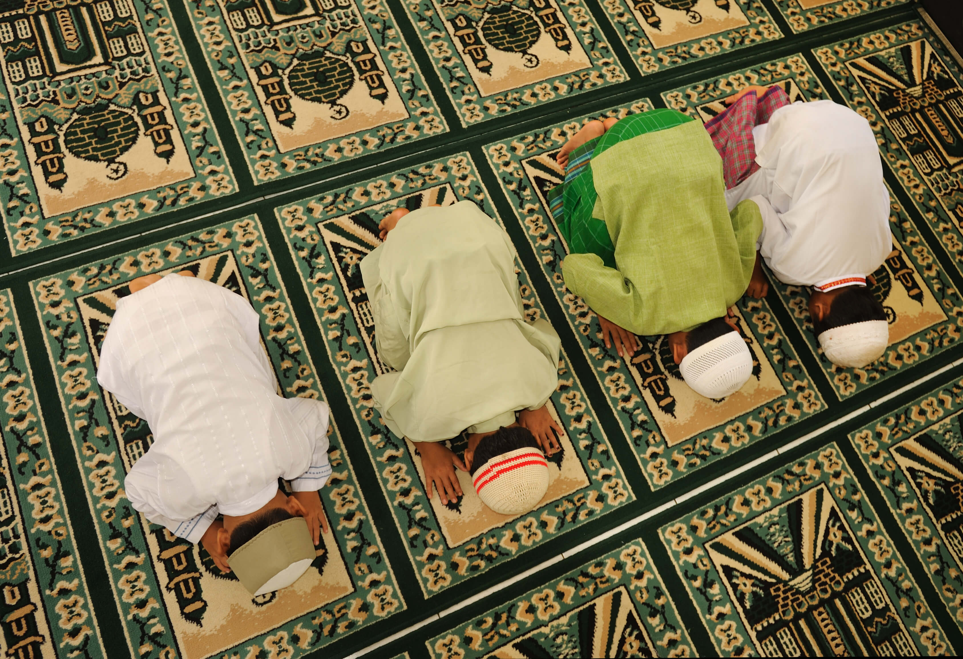 Virtues of offering Salah in congregation (Jama'at)