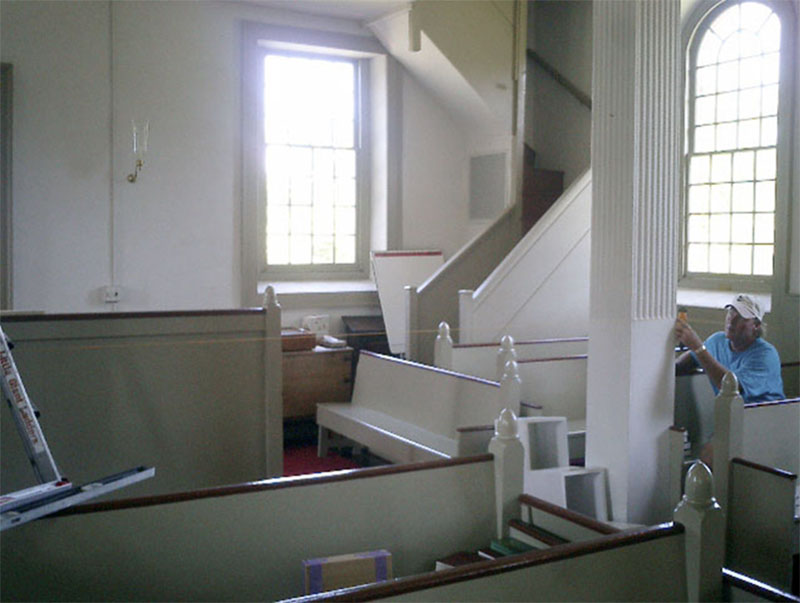 Historical restorations