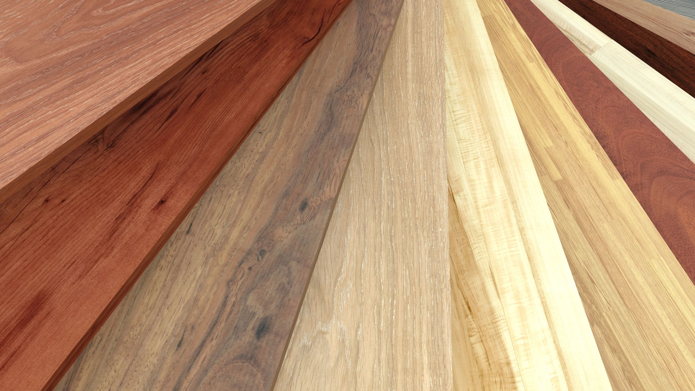 We can mill nearly any species of wood.