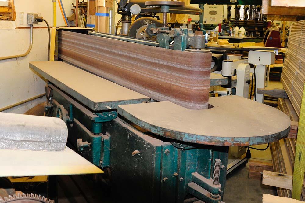 54 inch edge sander