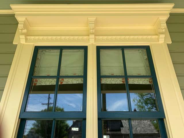 Custom Window Lintels