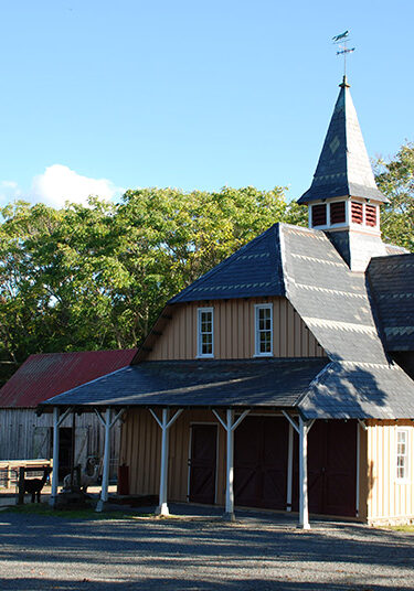 Sterling Millworks is located in the last Victorian Carriage House and Stable in PG County. It was painstakingly restored by Tom Moore of Sterling Millworks, a custom woodworking shop.