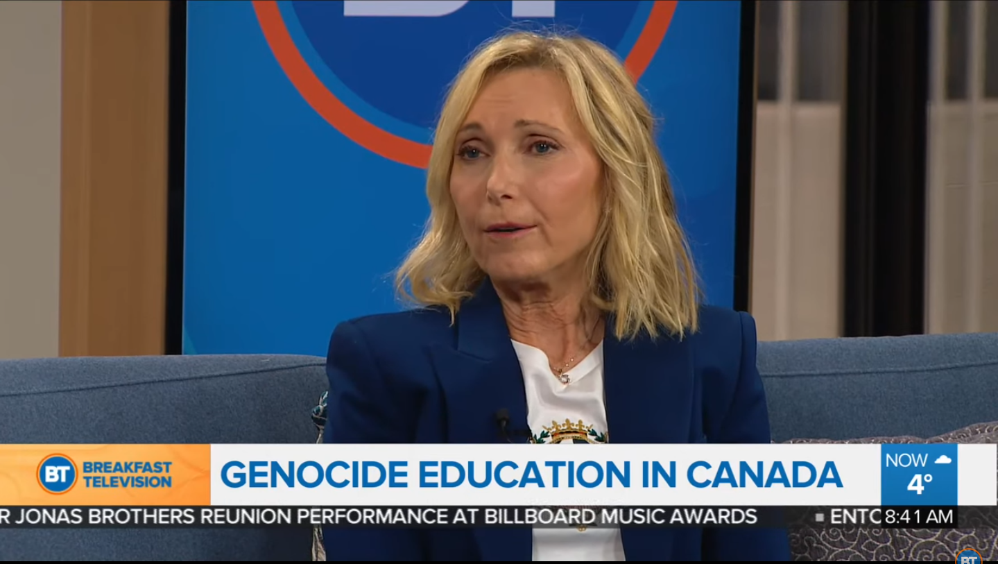 Why genocide education needs to be taught in Canadian high schools