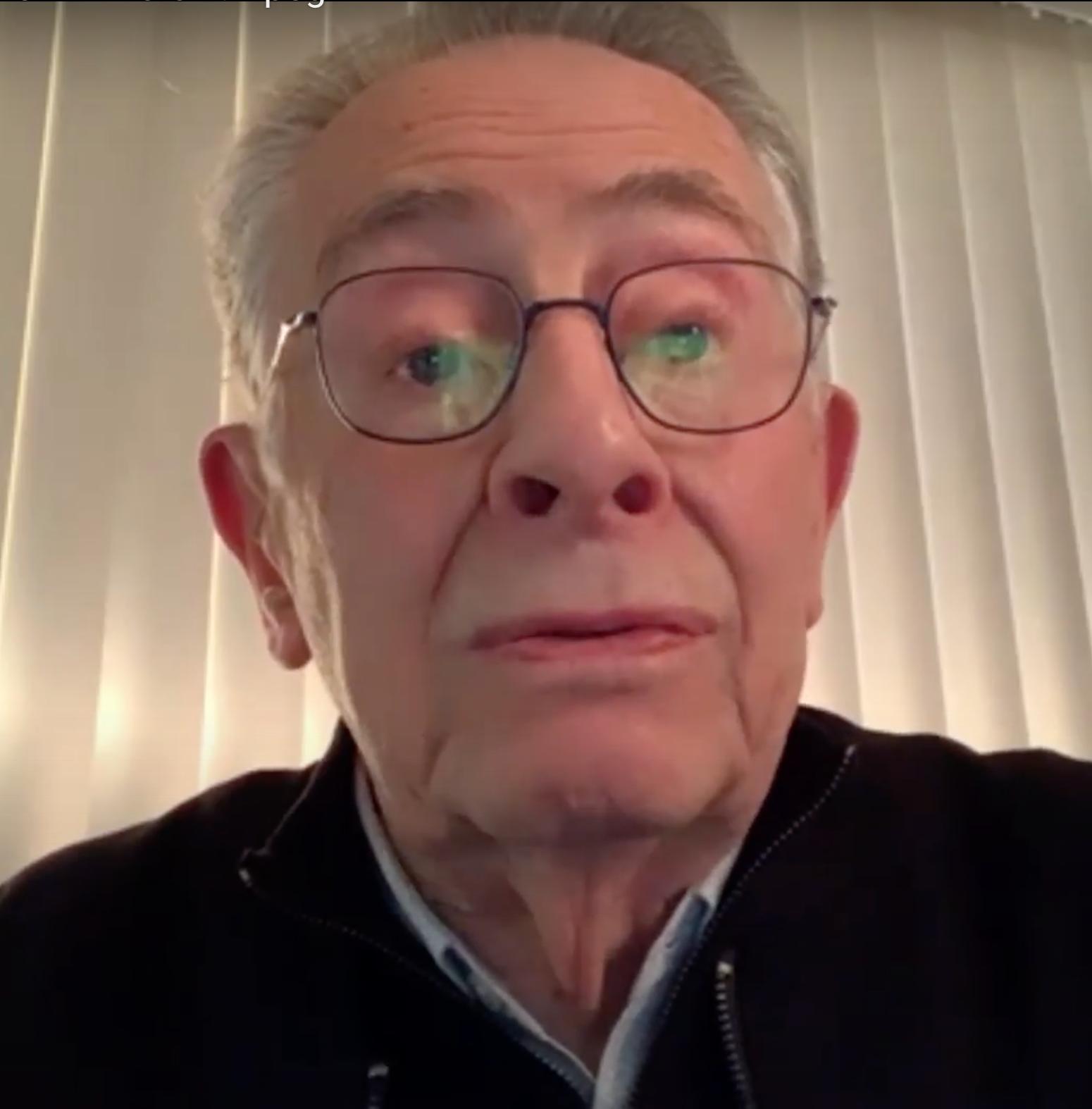 Holocaust survivors react to anti-Semitic TikTok video