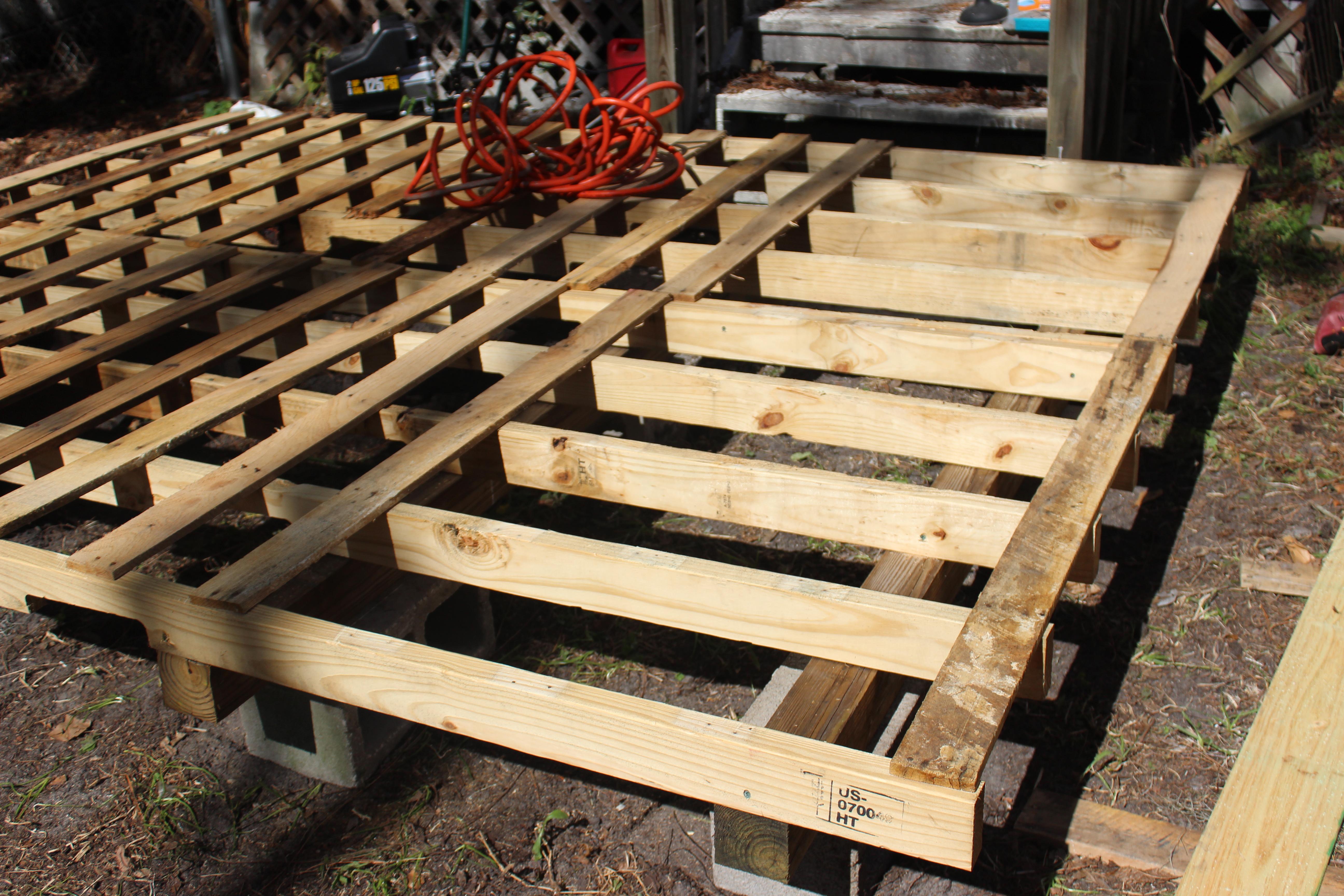 Step 7 Reinstall Deck Board
