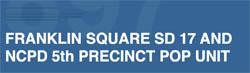 Franklin Square NCPD 5th Precinct logo