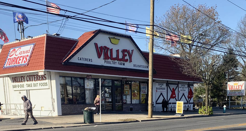 Valley Poultry Farm store front
