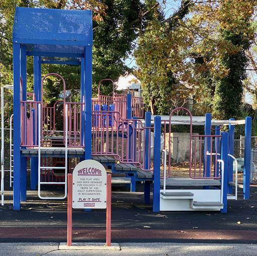 jungle gym playground
