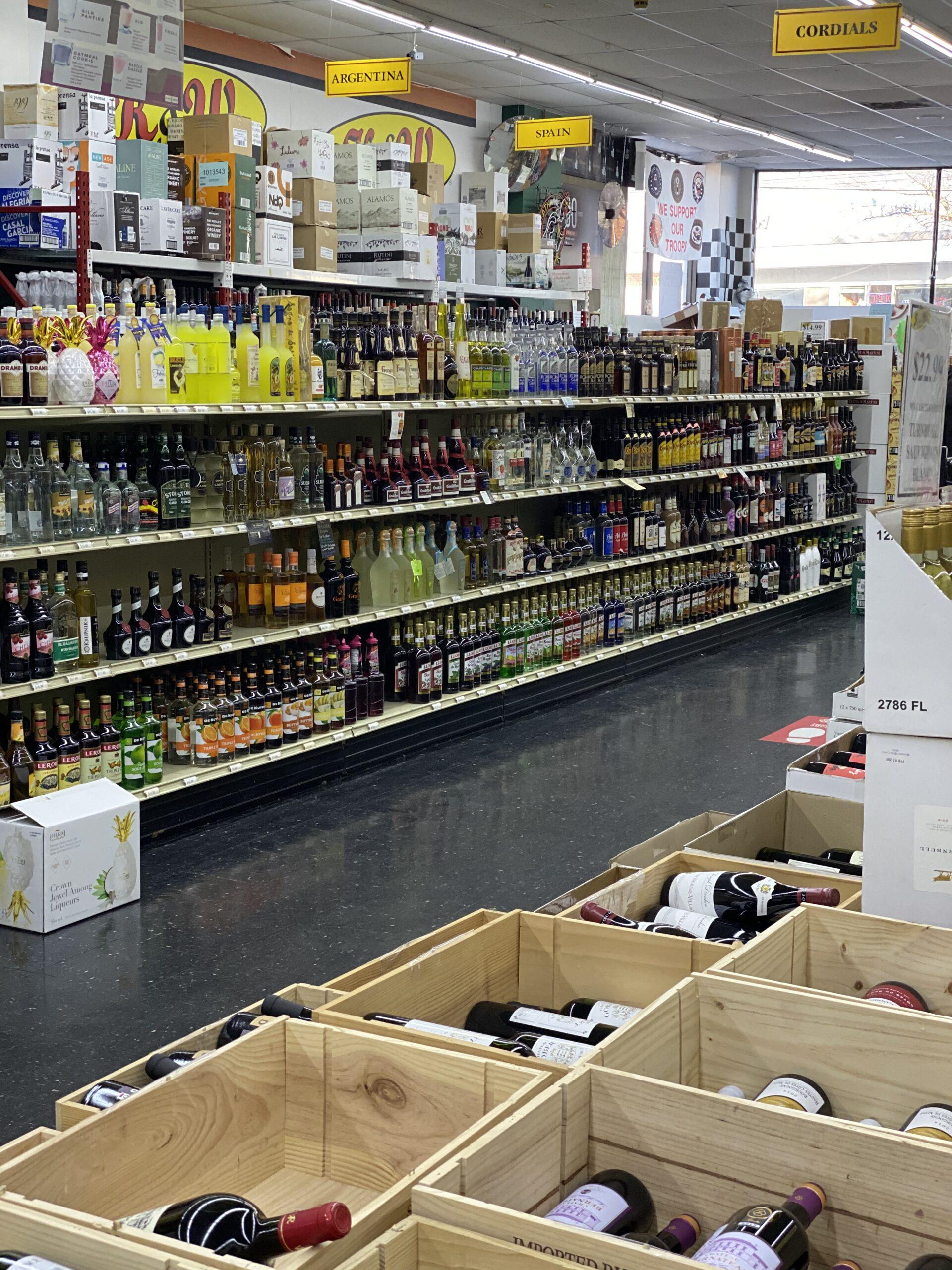 K&W Liquors, Franklin Square