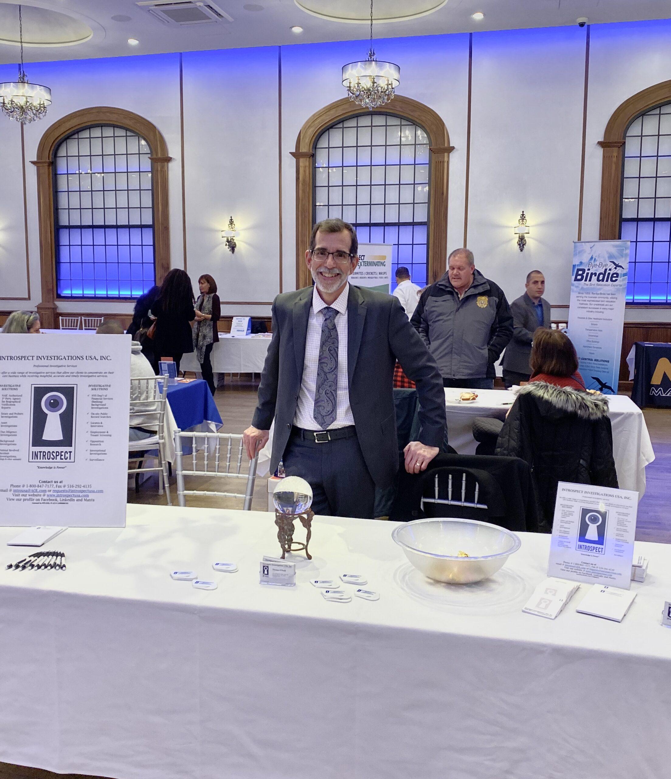 Tom Oneill FSCC Business Expo November 2019