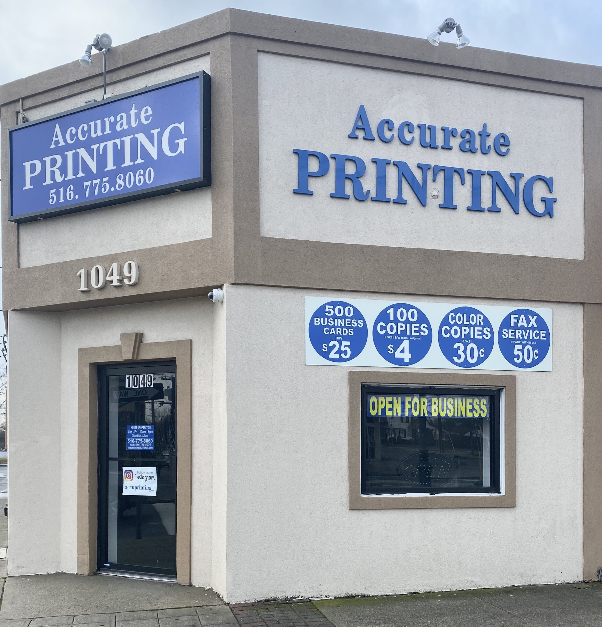 Accurate Printing