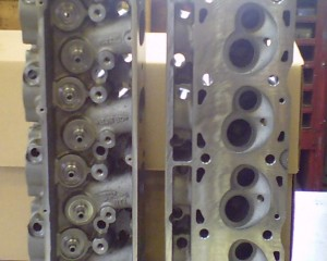 BHP eliminator heads