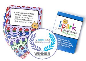 Award-winning Original Story Starters