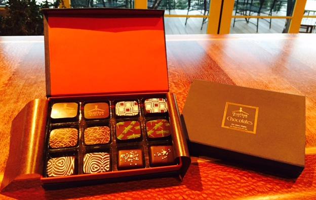 Slide 3 - To the Chocolates