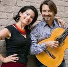 Beleza Duo - featuring Madeline and Berto Sales