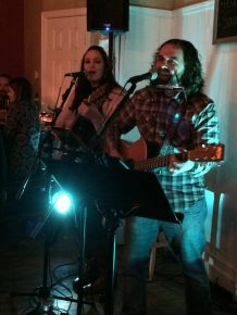 FarAway feat. Brian Franke and Sara Davenport with Salsa Street food truck