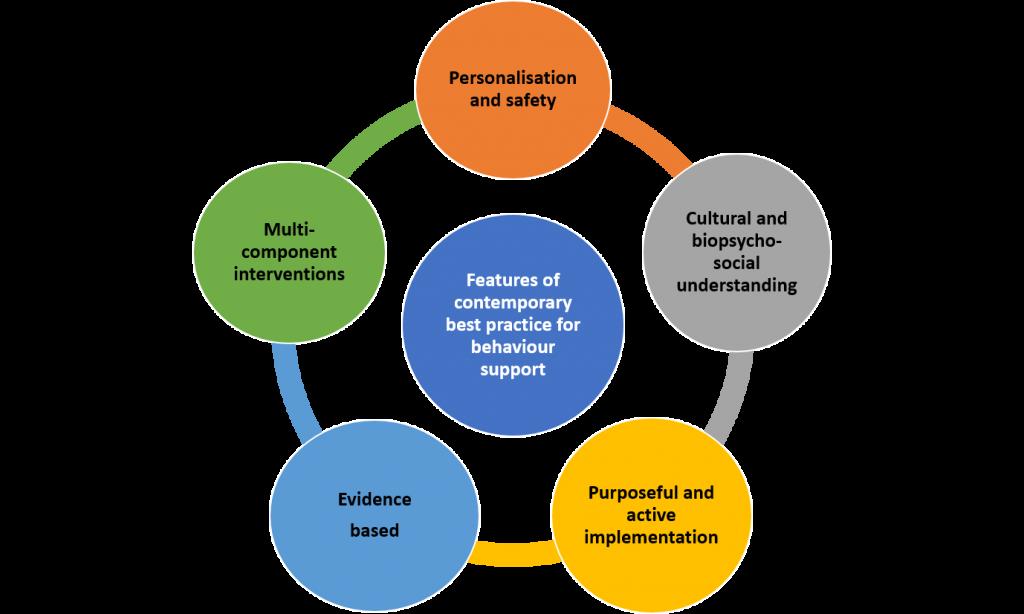 Positive behaviour support diagram