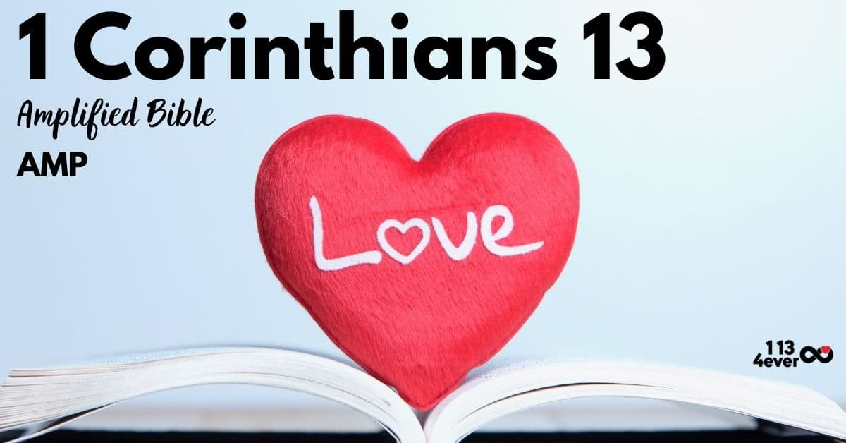 1 Corinthians 13 | Amplified Bible | AMP