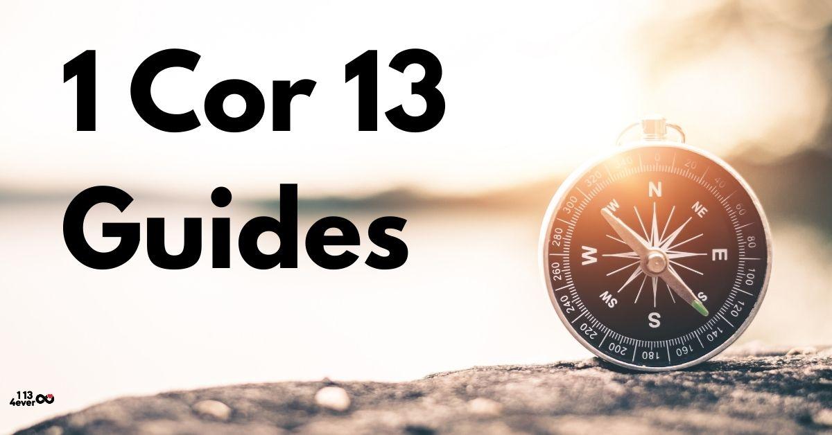 1 Corinthians 13 Guides