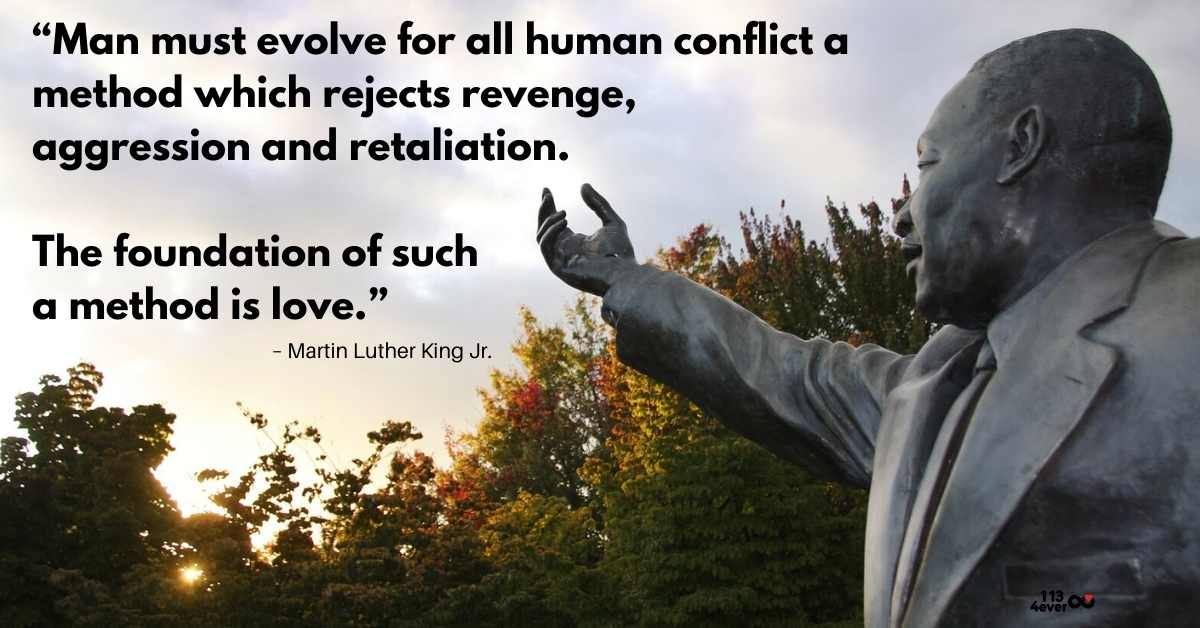 MLK and 1 Corinthians 13