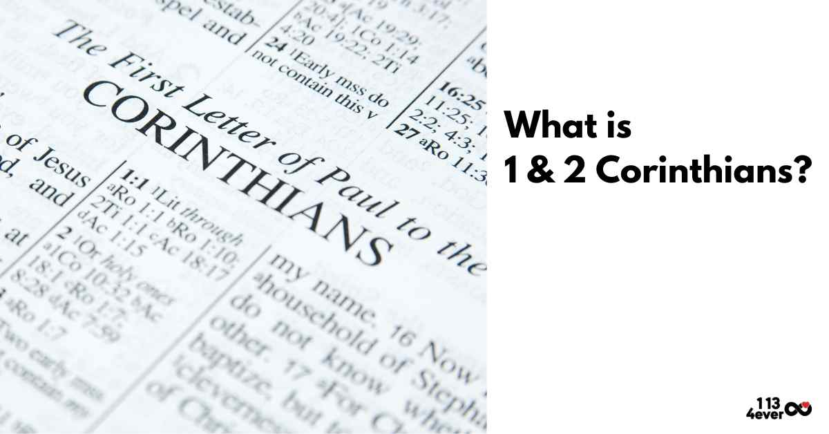 1 and 2 Corinthians overview