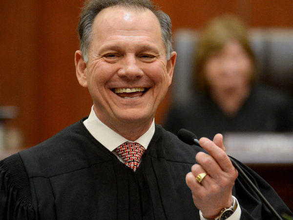Roy Moore - National Hill