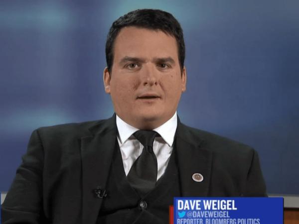 Dave Weigel - National Hill
