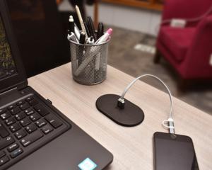 Rock USB entorno