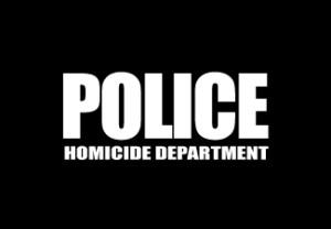 police - homicide