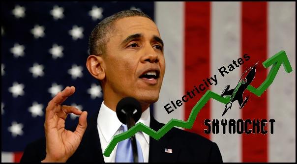 Obama's Skyrocket