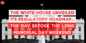 WH red tape agenda