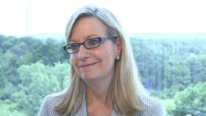 Julie Heckman, pyro assoc exec dir